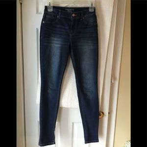Maurice high rise skinny jeans